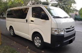 2016 Toyota Hi-Ace Commuter 3.0 D4D for sale