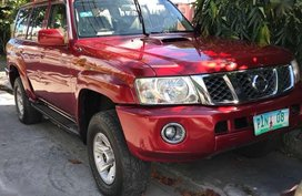 2007 Nissan Patrol Safari manual for sale
