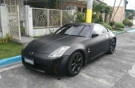 Nissan 350Z Sportscar Almost New Black For Sale