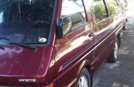 2000 Nissan Vanette for sale..
