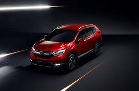 European-spec Honda CR-V Hybrid 2018 disclosed ahead of Geneva show