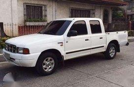 2002 Ford Ranger XLT 4x2 Manual Diesel For Sale