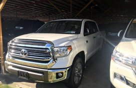 Brand New Toyota Tundra 2018 for sale