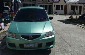 2005 Mazda Premacy Van AT Green Van For Sale