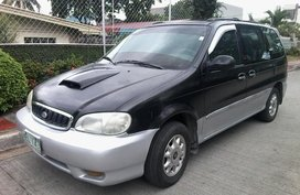 Well-maintained KIA CARNIVAL LS 2000 P145T for sale