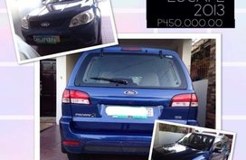 Ford Escape 2013 Casa maintained Blue For Sale