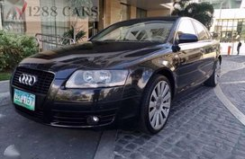 For sale: 2005 Audi A6 Black