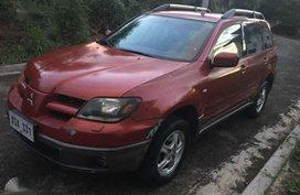 Mitsubishi Outlander 2005 for sale