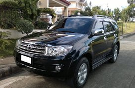 2008 TOYOTA FORTUNER 4X2 for sale