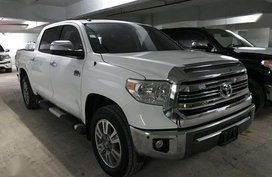 Toyota Tundra 1794 Edition 2018 for sale