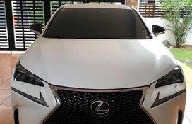 Lexus NX 200T F Sport 2015 for sale