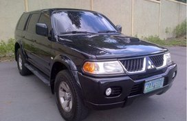 2005 Mitsubishi Montero Sports Local for sale