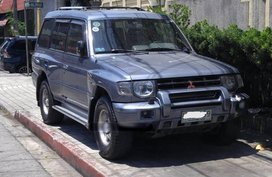 1997 Mitsubishi Montero SR / Pajero Fieldmaster 4x4