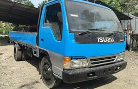 Well-kept Isuzu Elf Wide Truck 2014 for sale