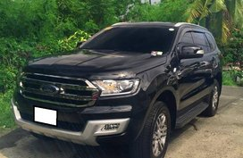 Well-kept Migrating Ford Trend 2016 for sale