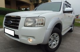 Well-kept Ford Everest 2008 for sale