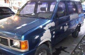 Isuzu Hilander 2000 Manual Blue SUV For Sale