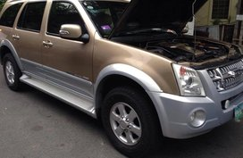 Well-maintained Isuzu Altera 3.0 2006 for sale