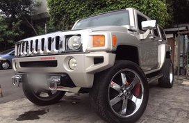 Used 2007 Hummer H3 for sale in Quezon City