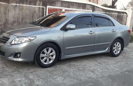 Toyota Corolla Altis 1.6V Top of the Line For Sale