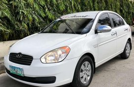 2008 Hyundai Accent Diesel Manual transmission for sale