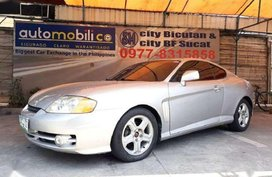 2005 Hyundai Coupe Automatic Gas for sale