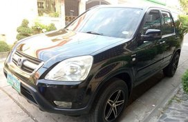 Well-maintained  Honda CR-V 2006 for sale