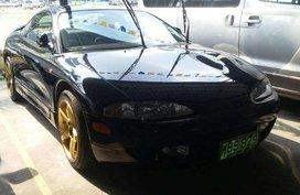 1997 Mitsubishi Eclipse Automatic Black For Sale