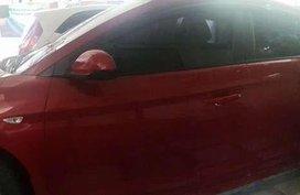 Fresh Hyundai Elantra 2016 Red Sedan For Sale