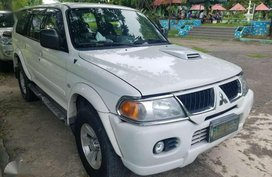 For sale Mitsubishi Montero sport 2005 automatic