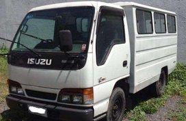 Isuzu NHR 2002 Model White Truck For Sale
