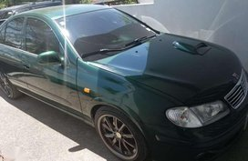 Nissan Sentra GX Turbo 2003 Green For Sale