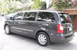 2012 Chrysler Town and Country Gray For Sale