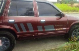 2004 Kia Sportage 4x4 Red SUV For Sale