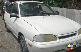 Well-maintained Kia Avella 2004 for sale