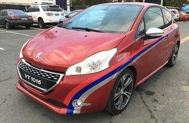 Peugeot 208 Gti 2015 for sale