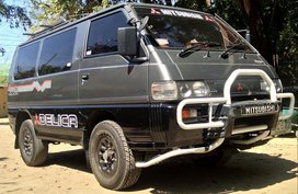 Mitsubishi Delica Space Gear exceed AT 2002 model for sale
