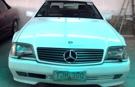 Sell 2nd Hand 1992 Mercedes-Benz 300 in Quezon City