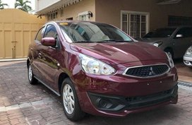 2016 Mitsubishi Mirage GLX Hatchback AT New Look 5t Kms Only! for sale