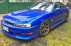 1997 Nissan Silvia S14 200sx for sale