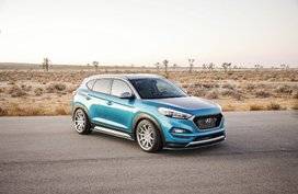 New Hyundai Tucson Sport 2018 with bigger engine for the US market