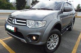 Like New. Mitsubishi Montero Sport V AT 2014 for sale
