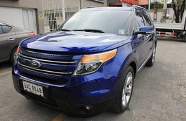 Ford Explorer 2014 A/T for sale