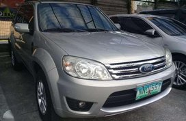 2009 Ford Escape XLT 4x4 Automatic Silver For Sale