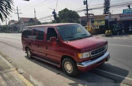 Ford E-150 2001 CHATEAU A/T for sale