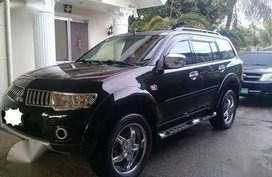 2011 Mitsubishi Montero Sports GLX MT For Sale