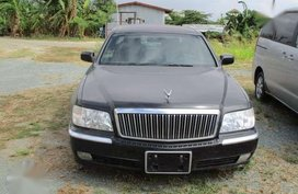 Hyundai Equus Sedan Black 2001 For Sale
