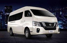 Nissan Urvan Premium S 2018 transforms into a luxurious shuttle