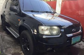 Fresh Ford Escape 2006 Nothing-to-fix For Sale