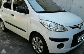 Hyundai i10 2010 Manual White Hb For Sale